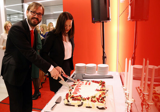 Citadele Opens New Branch in Rīga With Feeling of Home