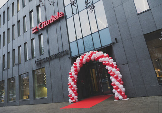 Estonian branch opened new office